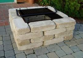 Fire Pit Insert Square by 20 Fire Pit Ideas With Instructions And More Diy Alternative