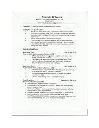volunteer resume example self starter resume email resume example