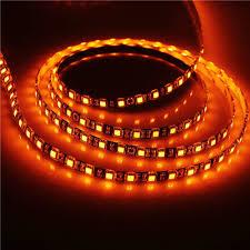 ribbon light fast shipping 50m 10x 5m 5050 orange led 300 leds smd 60leds