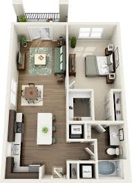 Spacious 3 Bedroom House Plans Floor Plans Bainbridge Brandon Apartments