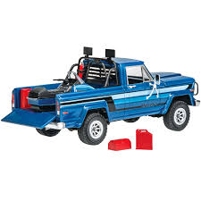 jeep truck 1980 revell 1 25 1980 jeep honcho ice patrol towerhobbies com