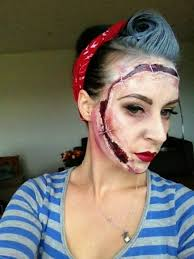 Fx Halloween Costumes 124 Zombies Images Fx Makeup Zombie Makeup