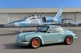 gulf porsche 911 porsche 911 reimagined by singer monterey 2013 photo gallery