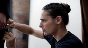 length hair neededfor samuraihair the samurai hairstyle or how men with curly hair use buns the