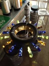How To Make A Chandelier Out Of Beer Bottles Best 25 Beer Bottle Chandelier Ideas On Pinterest The Room