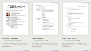 download 275 free resume templates for microsoft word