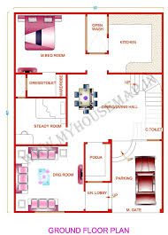 Sample House Floor Plan Stunning Indian Home Map Design Gallery Decorating Design Ideas