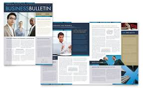 templates for business consultants small business consulting newsletter template design