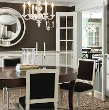 perfect ideas brown dining room bold design dining rooms brown walls