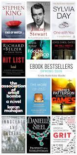 12 sure fire ebook bestsellers u2013 spring 2016