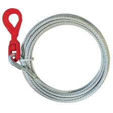wire winch cable 3 8
