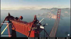 Watch The People Under The Stairs Online by Watch Dogs 2 Climbing The Golden Gate Bridge Youtube
