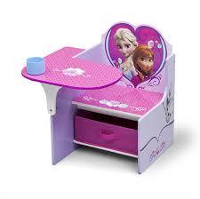 kids desk and chair set amazon com delta children chair desk with storage bin disney
