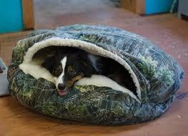 Hooded Dog Bed Cave Dog Beds Korrectkritterscom