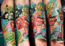 geza ottlecz colour tattoo big tattoo planet