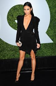 shay mitchell at 2014 gq men of the year party in los angeles