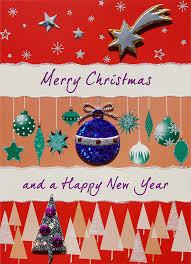 handmade christmas cards handmade happy new year greeting cards