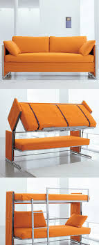 Sofa Bunk Bed Doc Is A Sofa That Turns Into A Bunk Bed
