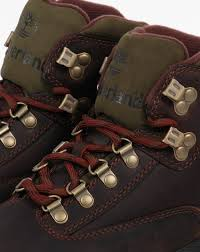timberland euro leather hiker boots brown smooth men u0027s