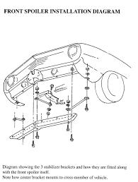 1969 camaro rear spoiler technical for camaro part installation steve s camaros