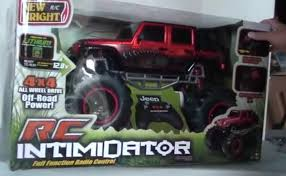 bright rc jeep wrangler bright jeep intimidator unboxed tybo s rc motorsports
