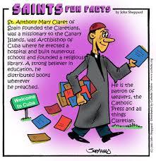 saints facts st anthony claret saints