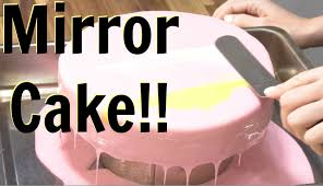 how to make a mirror glaze cake cake style youtube