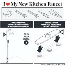 installing moen kitchen faucet moen kitchen faucet installation ladyroom club