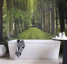 designer bathroom wallpaper modern bathroom wallpaper designs ewdinteriors