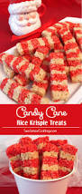 rice krispie treats for thanksgiving candy cane rice krispie treats two sisters crafting