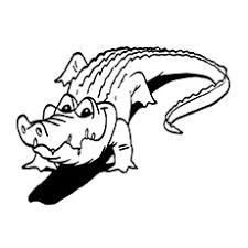 top 10 free printable crocodile coloring pages online
