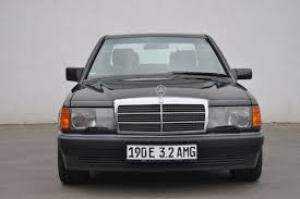 mercedes 190e 3 2 amg 1992 mercedes 190e 3 2 amg german cars for sale
