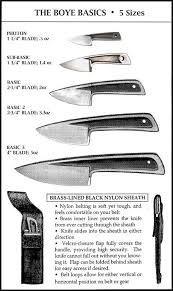 basic kitchen knives about boye basic knives francine etched knives