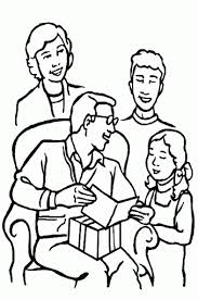 father s day coloring pages coloring pages clip art library