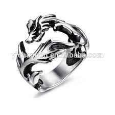 steel male rings images New casting model dragon design men cock ring buy cock ring cock jpg