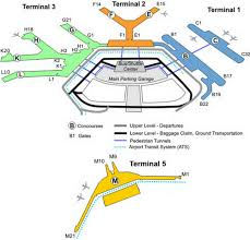 Chicago Midway Airport Map O Hare Gate Map Adriftskateshop