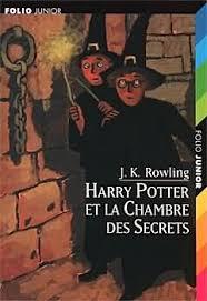 harry potter la chambre des secrets vf harry potter et la chambre des secrets editions de l ouvrage