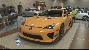 lexus kona hawaii first hawaiian international auto show youtube