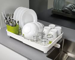 Kitchen Dish Rack Ideas Extend Dish Drainers Kitchens And Sinks