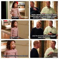 Modern Family Memes - 17 reasons lily from modern family is a role model to all women