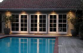 outdoor under eave lighting lights in the eaves of house soffit lighting interiors for exterior