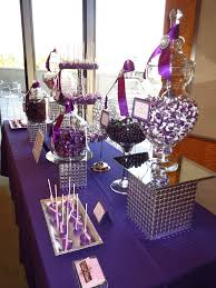 Chocolate Candy Buffet Ideas by 12 Best Purple Candy U0026 Dessert Table Images On Pinterest Purple