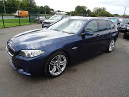 used bmw 5 series estate for sale used 2016 bmw 5 series 520d m sport touring for sale in billericay