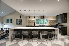 modern kitchen remodels sleek modern kitchen renovation atchison heller