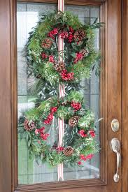Front Porch Decor Ideas Front Porch Decorating Ideas You U0027ll Want To Copy For Christmas