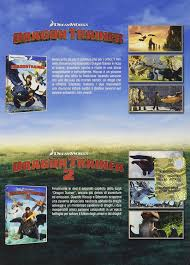 amazon dragon trainer 1 2 2 dvds import dragon