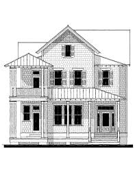 The Tidewater House Plan Design from Allison Ramsey Architects