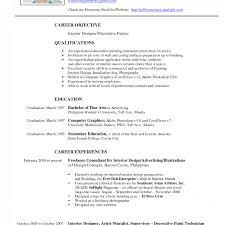 sle designer resume template resume frightening interiorigner template top home work