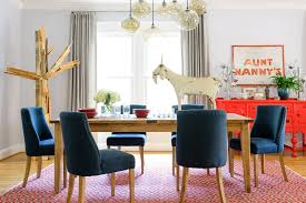 contemporary dining room decorating ideas with luxury dining table