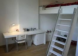 lit mezzanine avec bureau pour ado exceptional chambre ado avec mezzanine 6 lit enfant mezzanine